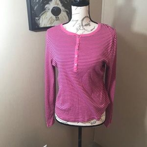 Chaps pull over size XL Long sleeve woman's blouse